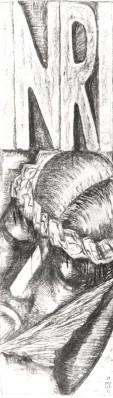 149 - Stations of the Cross 1981-82 (Teak Various Sizes)Sketch1.jpg