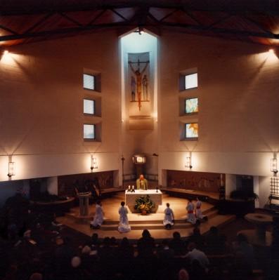 151 - Church Interior 1983 (Granite Steel Alloy Bronze Oak)5.jpg