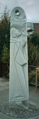 243 - St. Francis Standing Stone 2005 (Granite).jpg.jpg