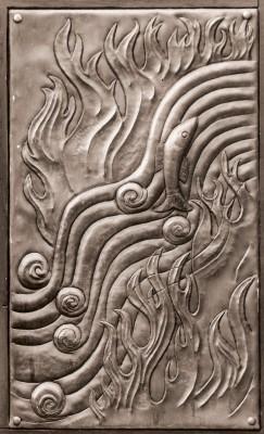 St.Francis Door Detail.1BW.jpg
