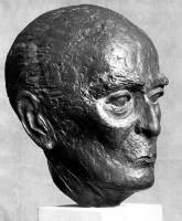 110 - Portrait Head of Sean MacBride 1974 (Bronze).jpg