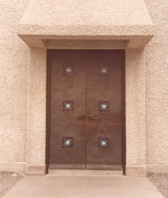 115 - Doors 1975 (Beaten Copper & Mosaic).jpg