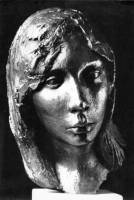 133 - Portrait Head of Verette Finlay 1978 (Bronze).jpg