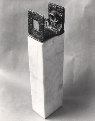 153 - I and Thou 1983 (Bronze & Marble).jpg