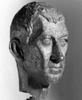 189 - Portrait Head of Barry McGovern 1992 (Bronze).jpg